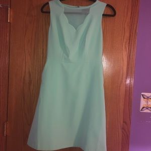 Mint Green Dress The Limited Size 0
